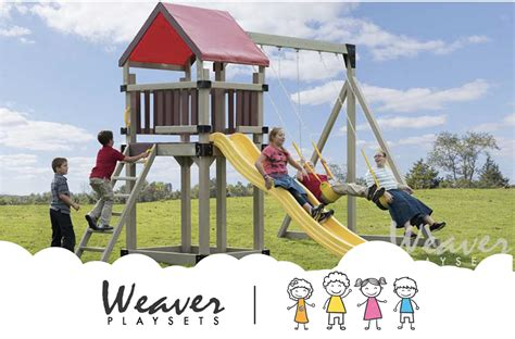 vinyl backyard playsets outdoor playsets weaver vinyl playsets