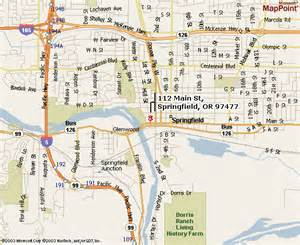 maps springfield oregon click here to zoom in