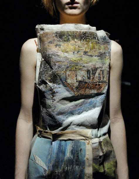Margiela Brings Recycling To 2007 Haute Couture by 17 Best Images About Mmm On The Exhibition