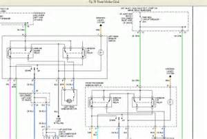 diagram moreover power window switch wiring diagram on gm power gm power window diagram wedocable