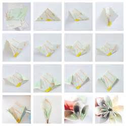 Ways to decorate with pretty papers diy home decor