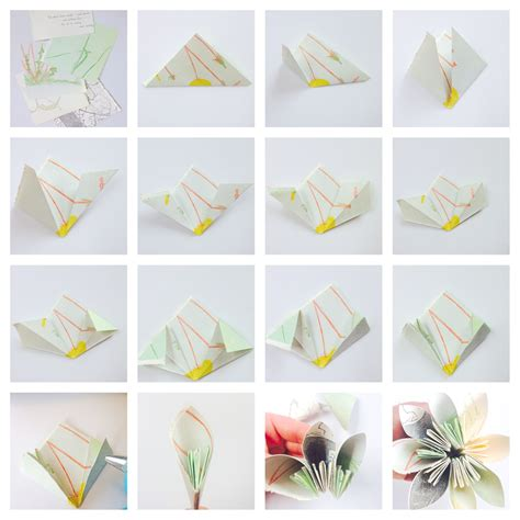 Craft Ideas For With Paper Step By Step - 5 ways to decorate with pretty papers diy home decor