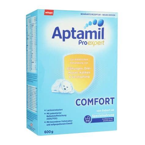aptamil comfort ready made aptamil milchnahrung comfort pulver bei nu3 bestellen