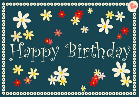 free printable cards free printable happy birthday cards ausdruckbare
