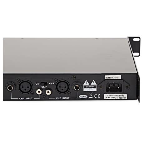 Subzero Sz Mix04 4 subzero sz pa750 750w 1u forst 230 rker hos gear4music