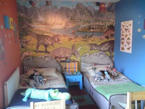 Dinosaur Themed Bedroom by Everything Dinosaur On Tv
