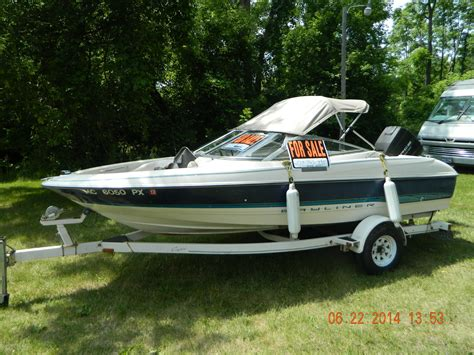 bayliner boat prices bayliner capri 1700 ls 1995 for sale for 50 boats from