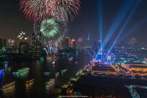 new year promotion bangkok asiatique the river front bangkok countdown available