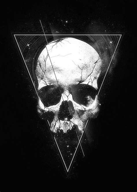 Pin auf Skull Art