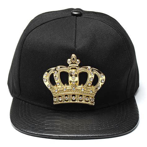 Fcb Hip Hop Hat snapback hats crown king baseball caps adjustable hip hop hats alex nld