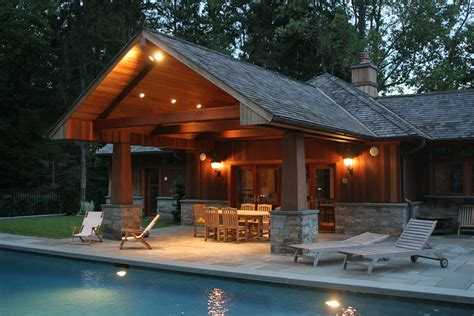 Swimming Pool House Plans Pool House Plans With Bar