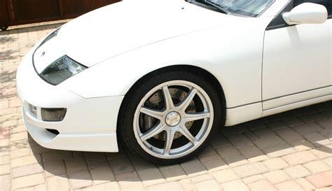 Teflon Akebono czp akebono rear 14 quot big brake kit nissan 300zx 90 96