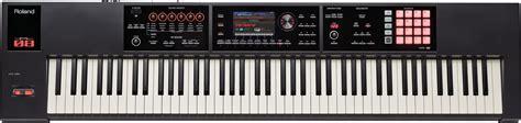 Keyboard Roland Fa 08 fa 08 roland fa 08 audiofanzine