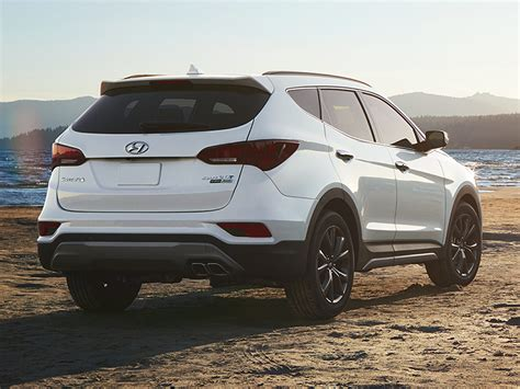 new 2018 hyundai santa fe sport price photos reviews