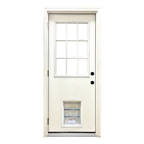 Steves Sons 32 In X 80 In Classic 9 Lite Rhos White 32 X 73 Exterior Door