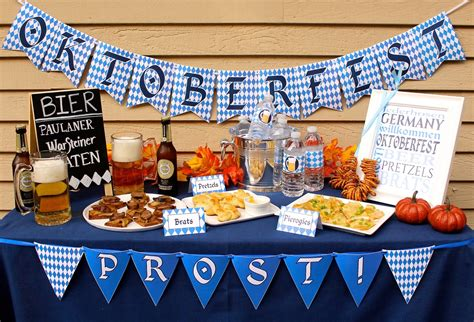 party themes in october 5 inspiring fall party ideas the gift exchange blog
