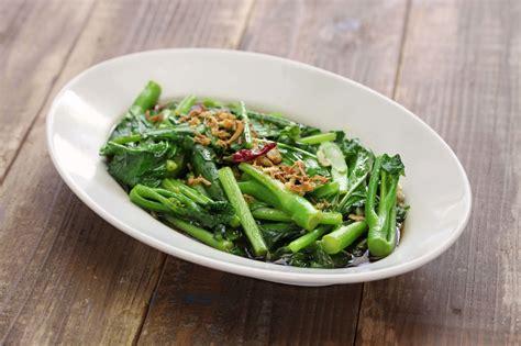 resep tumis kailan bawang putih masak  hari