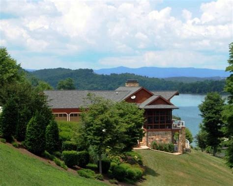 Lakefront Cabins For Sale In Tennessee by Luxury Lake Homes For Sale On Norris Lake Norris Lake Tn