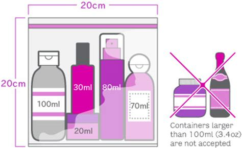 Liquids Allowed On Flights Again Thats Cosmetics To Me And You by Carry On Baggage Aviation