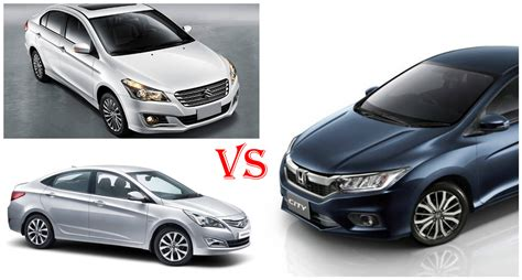 new honda city 2017 price in india as against competition