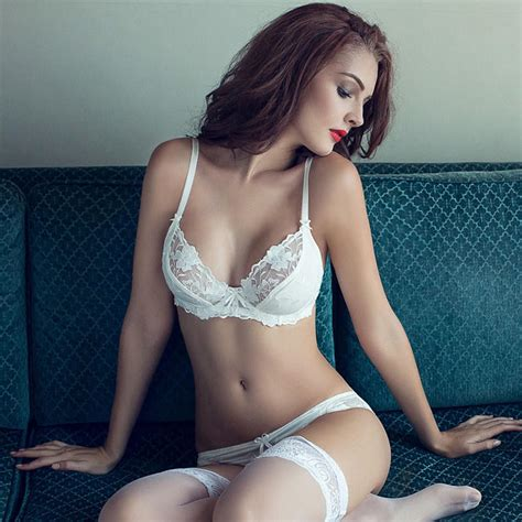 Harry Potter Bathroom Decor by Transparent Push Up Bra Set White Lace From Panties Express