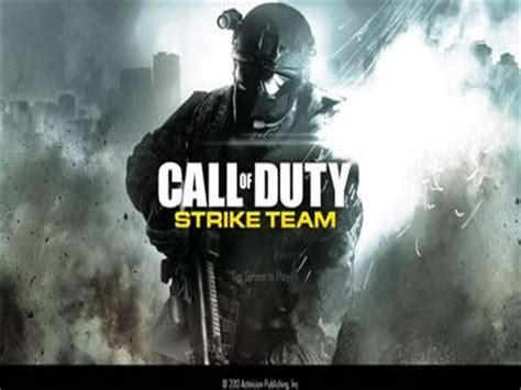 call of duty 4 apk call of duty strike team v1 0 21 39904 apk data downloadfree4u