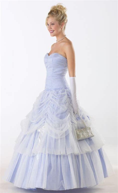 Cinderella Soft Blue Dress cinderella style dress uk