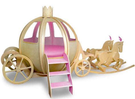 princess carriage bed princess carriage bed from totally kids fun furniture toys