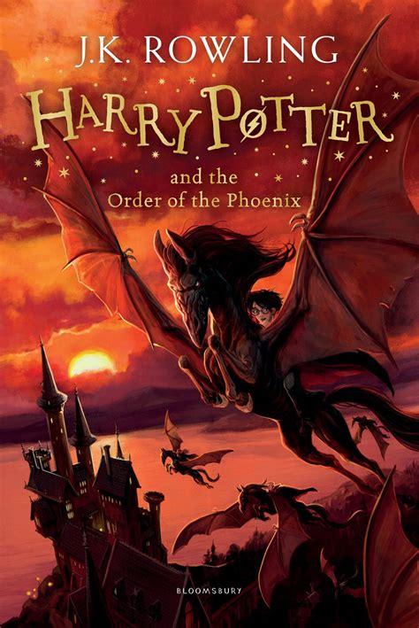 Harry Potter And The Order Of The Scholastic Bahasa Inggris order of the uk children s edition 2014 re