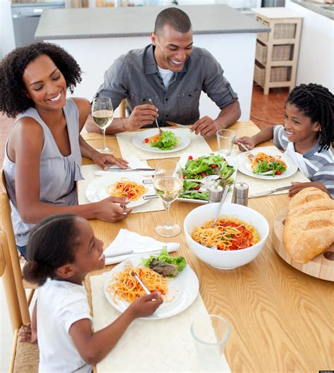 Dine On Food by Family Mealtime Most Families Eat Dinner Together Most