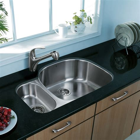 20 quot au courant quot stainless steel sinks abode