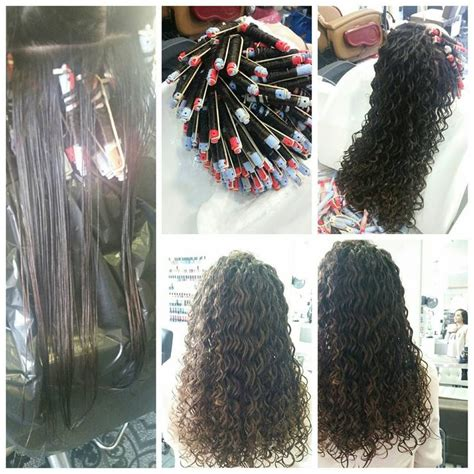 new spiral perm tips de 9 b 228 sta perms bilderna p 229 pinterest frisyrer perms