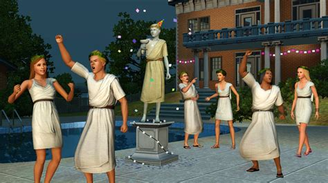 sims 3 university life hair the sims 3 goes to school an island the 70s expansion