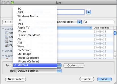 final cut pro export mp4 how to export mp4 files from final cut pro
