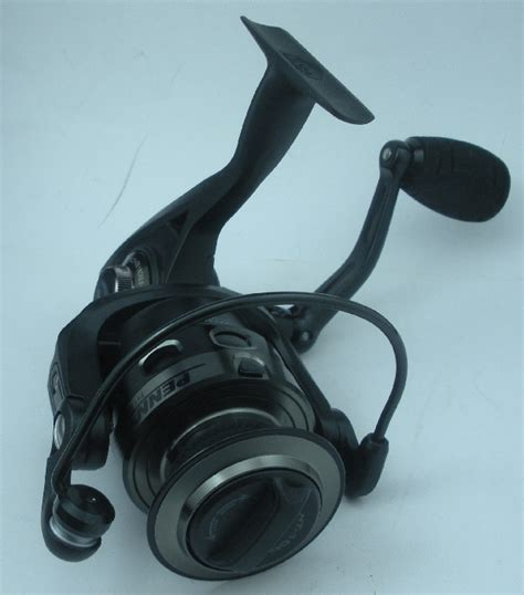 Reel Pancing Next Flash 3000 Black Aluminium Spool 5 Bearing penn cft3000 conflict spinning reel 7 1 bearings 15760