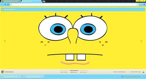 theme google chrome spongebob spongebobtheme google chrome by minniekawaiit by