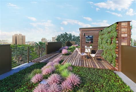 living roofs renderings harleston row