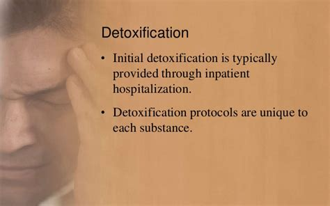 Ambulatory Detox Protocols by Substance Abuse And Dependence