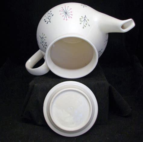 Pot Ps 125 Gr 3 franciscan quot echo quot tea pot