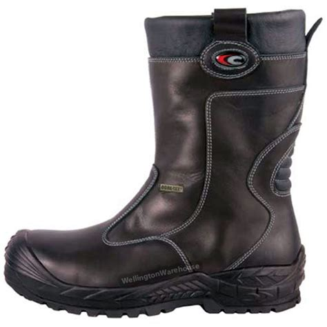 mens wide fit boots cofra mens gullveig s3 tex waterproof wide fit boot