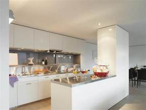 Supérieur Modeles De Petites Cuisines #6: Marvelous-amenager-une-petite-cuisine-ouverte-sur-salon-11-cuisine-semi-ouverte-zoom-sur-la-cuisine-semi-ouverte-sur-le-salon-1023-x-767.jpg