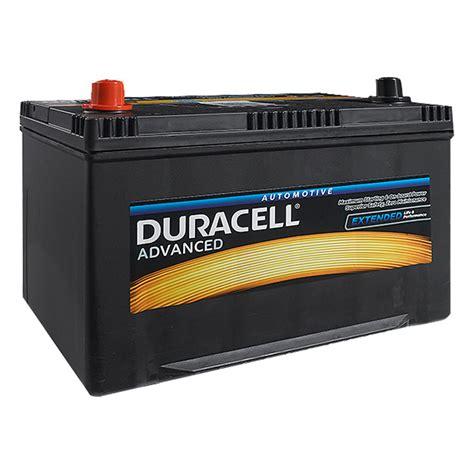 duracell car battery charger duracell 250 da95l advanced car battery www