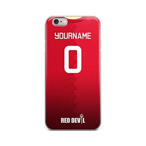 Manchester United Fc X3242 Iphone 5 5s Se Casing Custom Hardcase compare price iphone 6 manchester united on