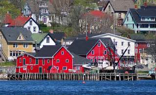 Historic Homes old town lunenburg is a unesco world heritage site and the