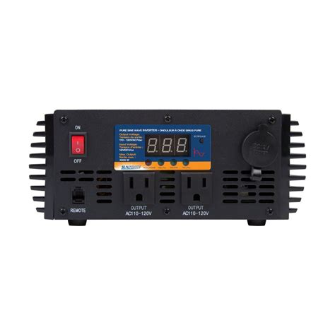 1000 watt inverter charger sunforce 1000 watt sine wave inverter the home