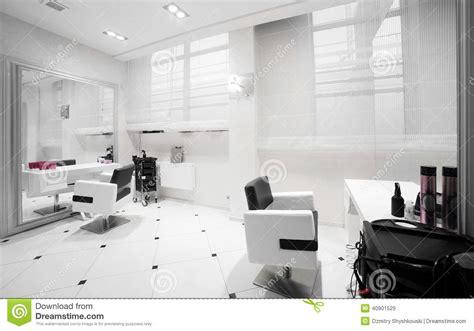 modern salon design interior interior of modern salon stock photo image 40901529