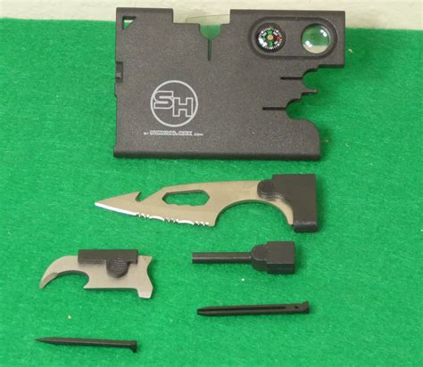 card tools survival hax tactical credit card tool review the gadgeteer
