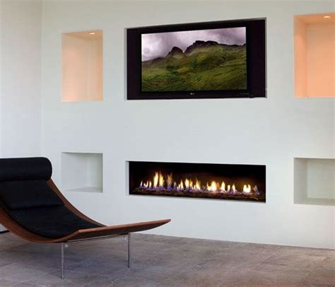 Gas Built In Fireplace by Modern Ventless Gas Fireplaces Ideas Decorative Wall Built