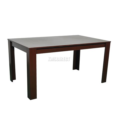 cosmetic table and chair cosmetic damaged wooden dining table 6 faux leather chairs