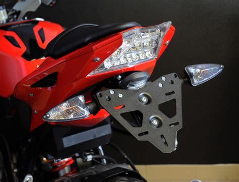 Motorrad Shop Offenburg by Kennzeichenhalter F 252 R Bmw S1000rr New Design Version